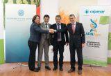 UAL, Cajamar y Rijk Zwaan suscriben un convenio para fomentar la investigación científica
