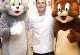 Hipercor, Carlos Maldonado de Masterchef y Tom y Jerry enseñan a los niños a comer sano