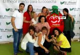 El Plantel Semilleros destaca en su primer año en la Feria Agroganadera de los Palacios