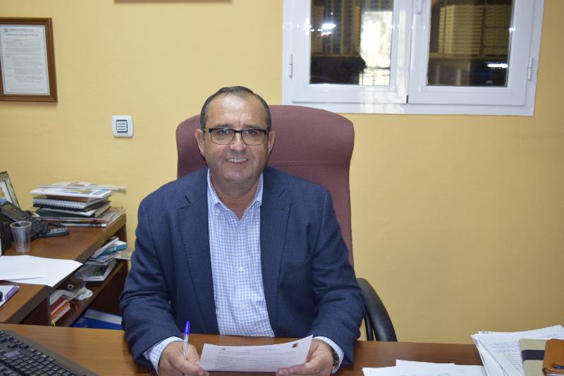 José Navarro gerente agrícola navarro de haro