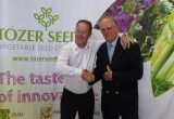 Tozer Seeds, the first test field in Murcia