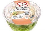 Nuevos 'Enrollados de Salmón', fuente de proteínas y omega 3