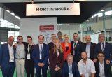 Italia representa el 6º mercado en importancia para las empresas agrupadas en HORTIESPAÑA