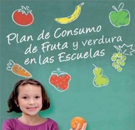 Plan de Consumo frutas y verduras escolares