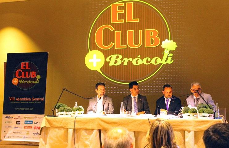 Asamblea General de +BROCOLI