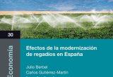 Efectos de la modernización de regadíos en España cajamar
