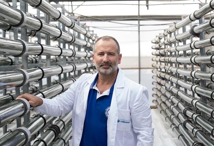 Gabriel Acién, nuevo dierctor de la Cátedra de Bioeconomía de Cajamar