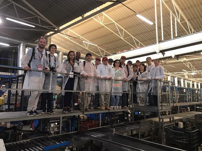 visita investigadores brasil la unión