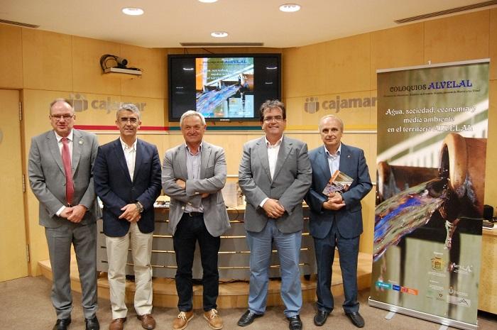 Presentación Coloquio AlVelAl cajamar