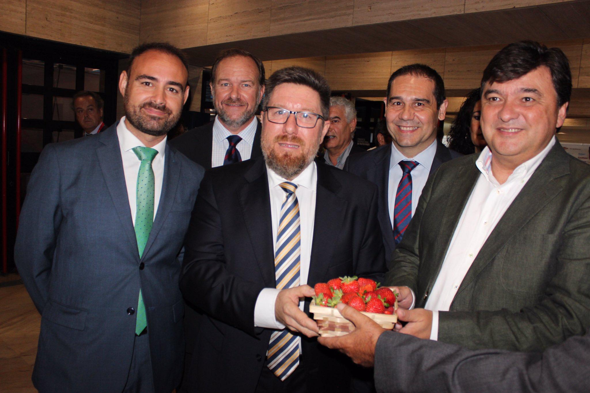 congreso frutos rojos inauguracion