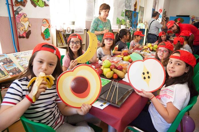proexport frutas escuelas