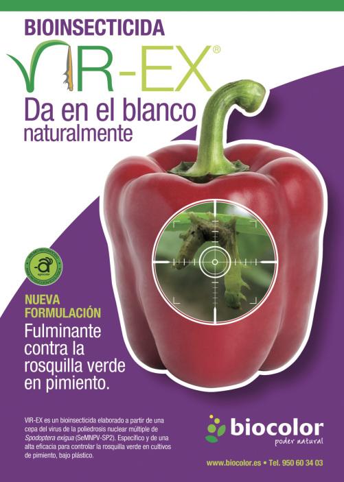 vir-ex bioinsecticida de biocolor