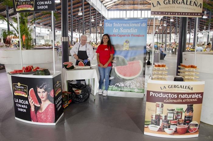 CAPARROS_degustacion mercado almería