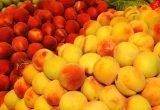 frutas de hueso