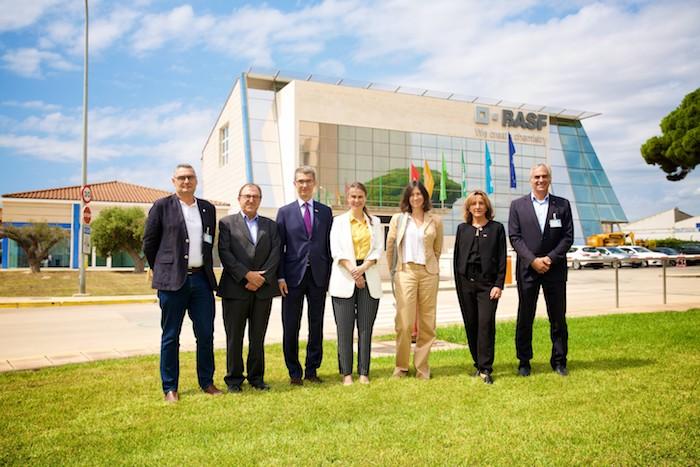BASF Visita Consellera Agricultura Tarragona