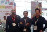 Buen balance de Fresón de Palos en Asia Fruit Logistica