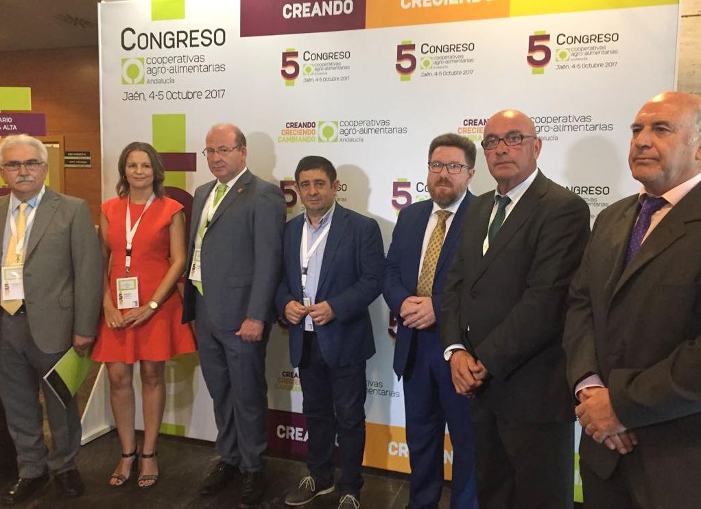171004_congreso cooperativas agroalimentarias junta andalucia