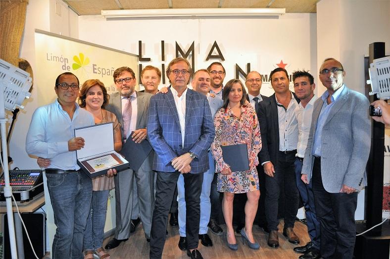 Premiados Noche del Limón de Murcia