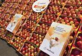 Rivoira y Val Venosta empiezan las promociones en mercas de su manzana Ambrosia