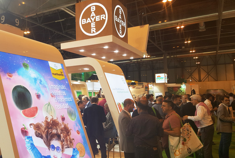 bayer fruit attraction 2017