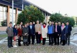 delegacion China visita andalucia