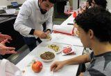 La Granada Mollar de Elche se promociona en el Basque Culinary Center