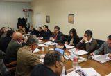Rodrigo Sánchez Haro, se ha reunido con el Consejo Rector de Cooperativas Agro-alimentarias