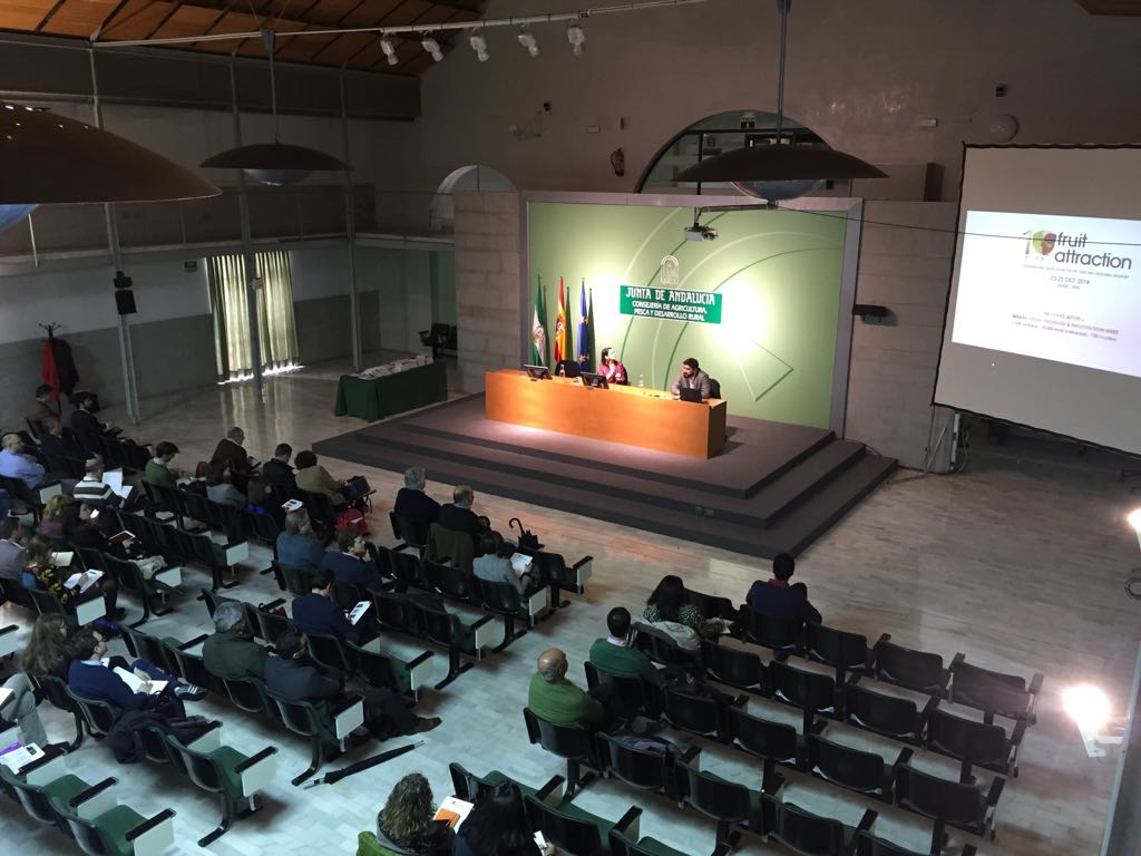 180314_Fruit Attraction presentacion junta andalucia