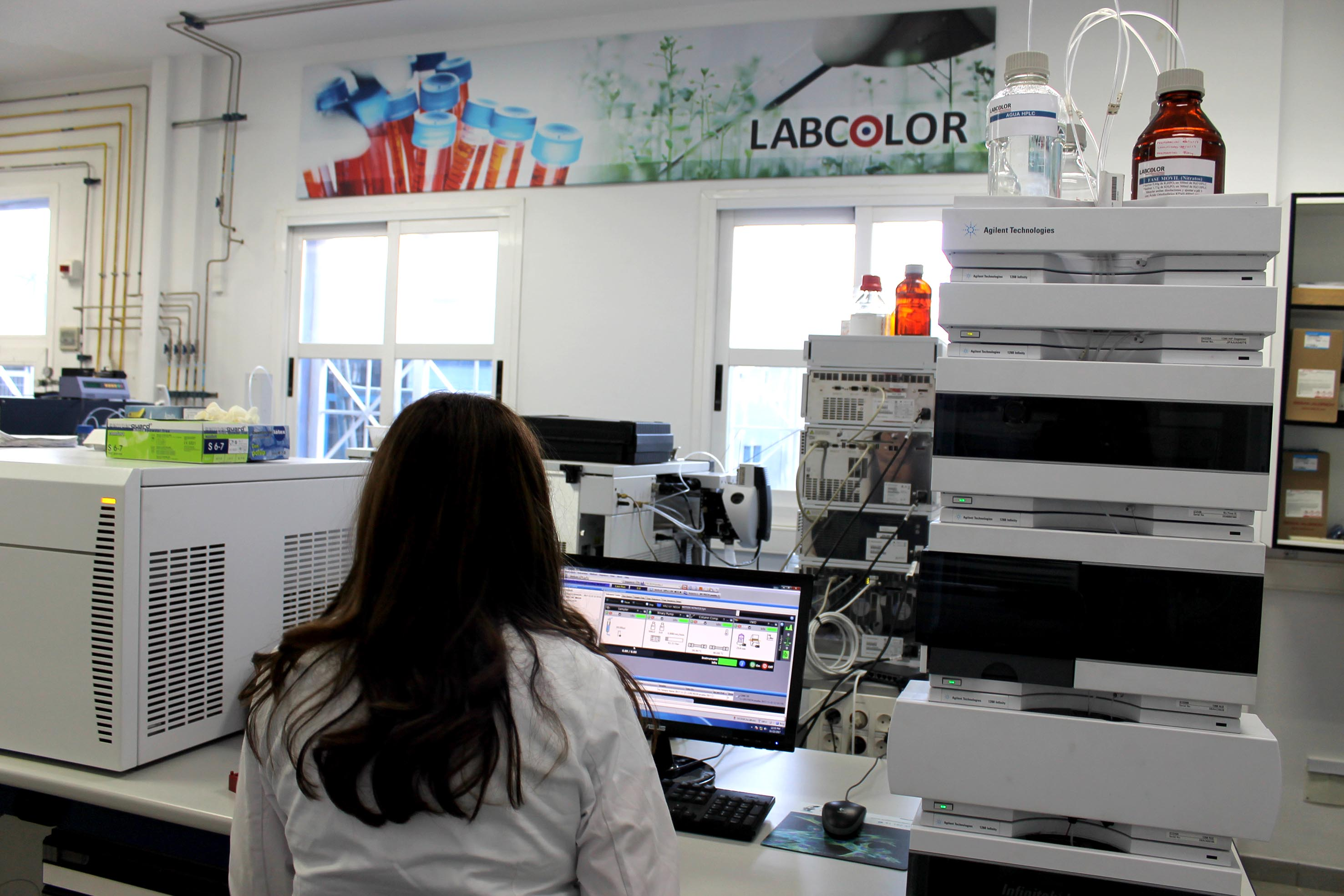 LABCOLOR laboratorio coexphal