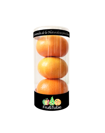 mandarina frutube vending