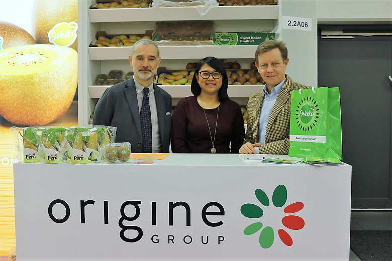 origine group fruit logistica