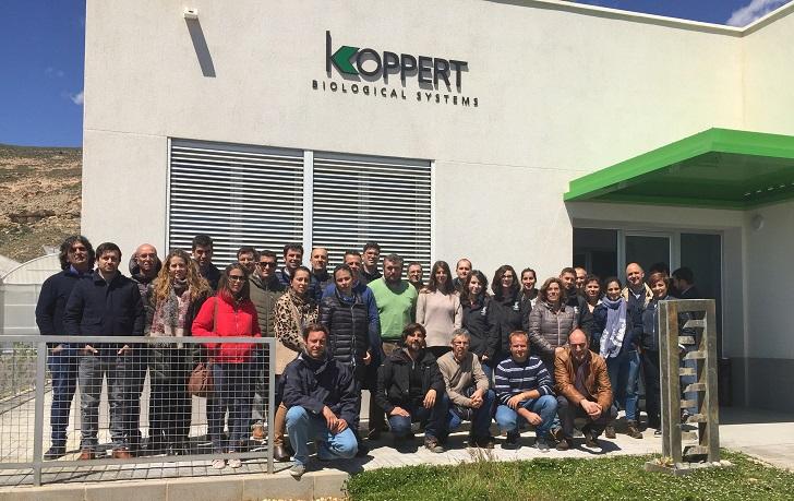 CURSO-DISTRIBUIDORES-KOPPERT 2018