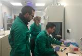 Laboratorio Xylella CSIC tradecorp