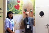 Origine Group in Shanghai for China Fruit Logistica