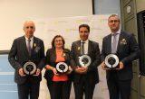 Premios Cooperativas Agro-alimentarias de España 2018 Durante la Asamblea se han entregado los Premios Cooperativas Agro-alimentarias de España 20