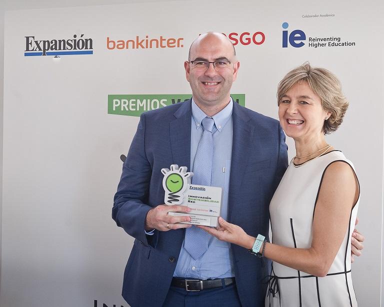 Entrega-premios-innovacion LA UNIÓN TEJERINA