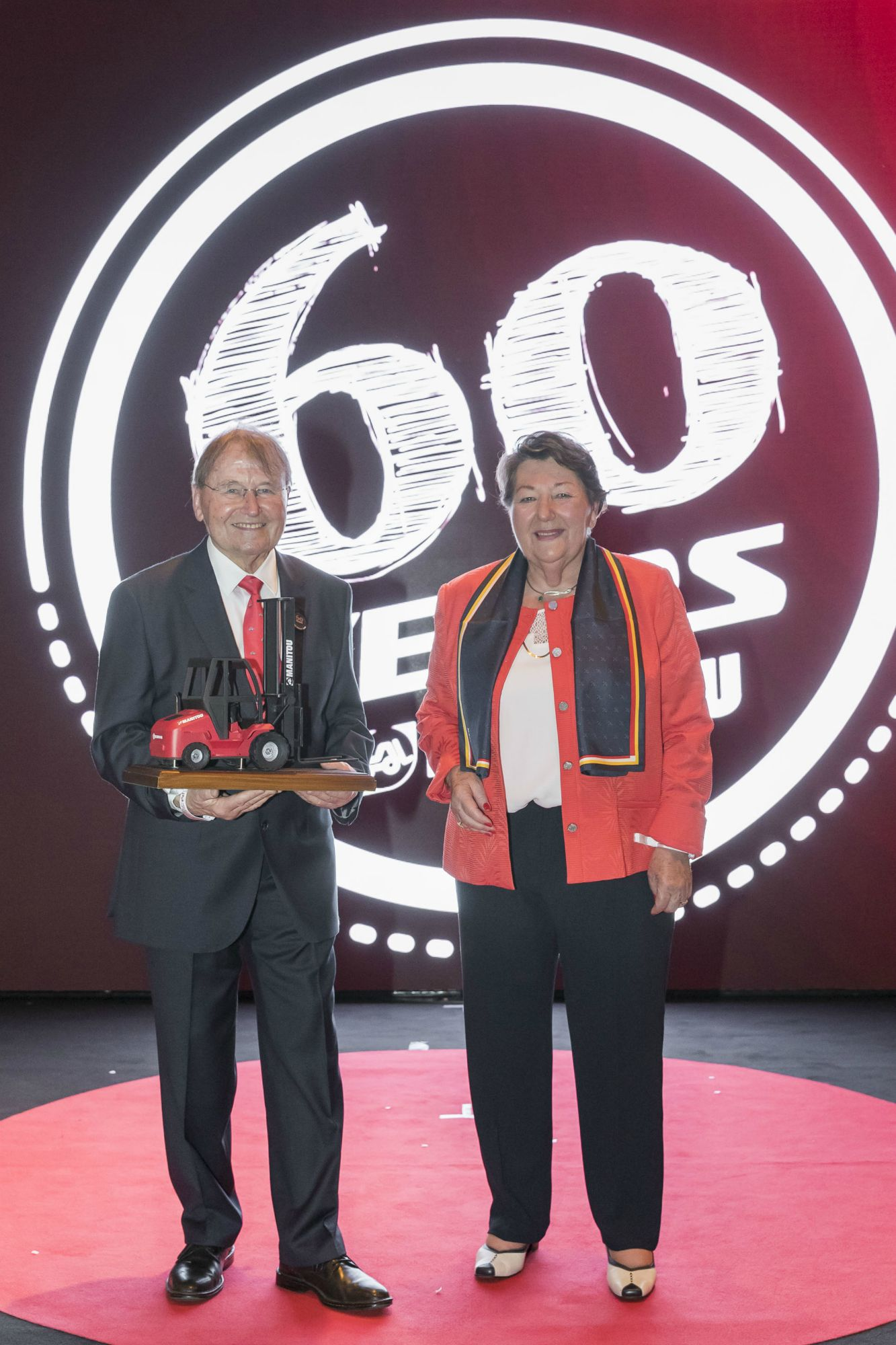 marcel-braud-jacqueline-himsworth Manitou 60 aniversario