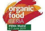 organic food iberia logo