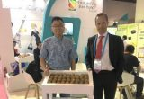 A positive result for Primland at its first appearance at China Fruit Logistica in Shanghai