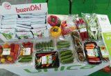Unica Fresh presenta en la Macfrut de Italia sus snacks deshidratados buenOh!
