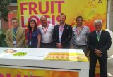 fruit logistica congreso frutos rojos huelva