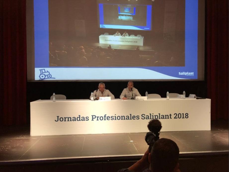 semilleros saliplant jornadas profesionales 2018