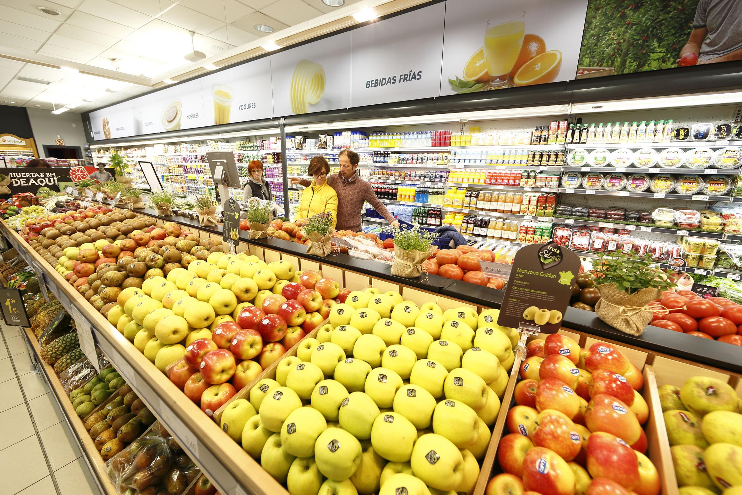 asedas supermercado