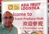 Gruventa participa un año más en la gran plataforma 'agro' de Asia