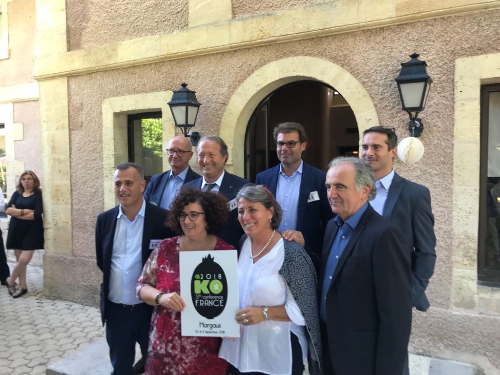 IKO 2018 International Kiwifruit Org CSO Italy