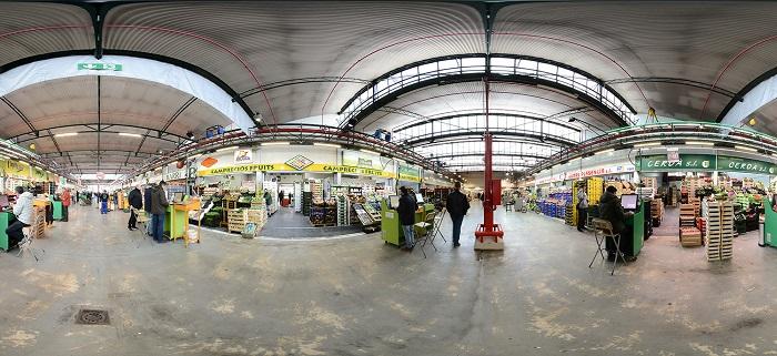 Mercado Central Frutas y Hortalizas mercabarna