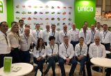 equipo de unica group en fruit logistica 2018