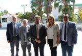 Jornadas cooperativismo Coprohníjar CONSEJERO AGRICULTURA