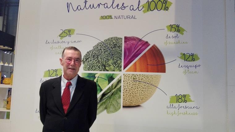 Jose Antonio Canovas en biofruit congress fa18