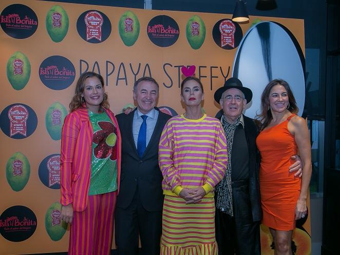Papaya STEFFY presentación Eurobanan